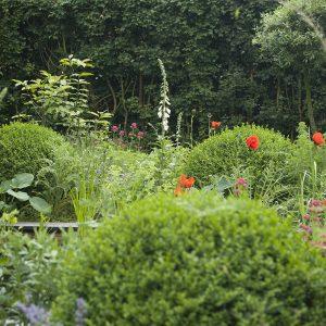 tuinvoorbeelden bloemrijke tuin
