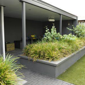 tuinvoorbeelden overkapping