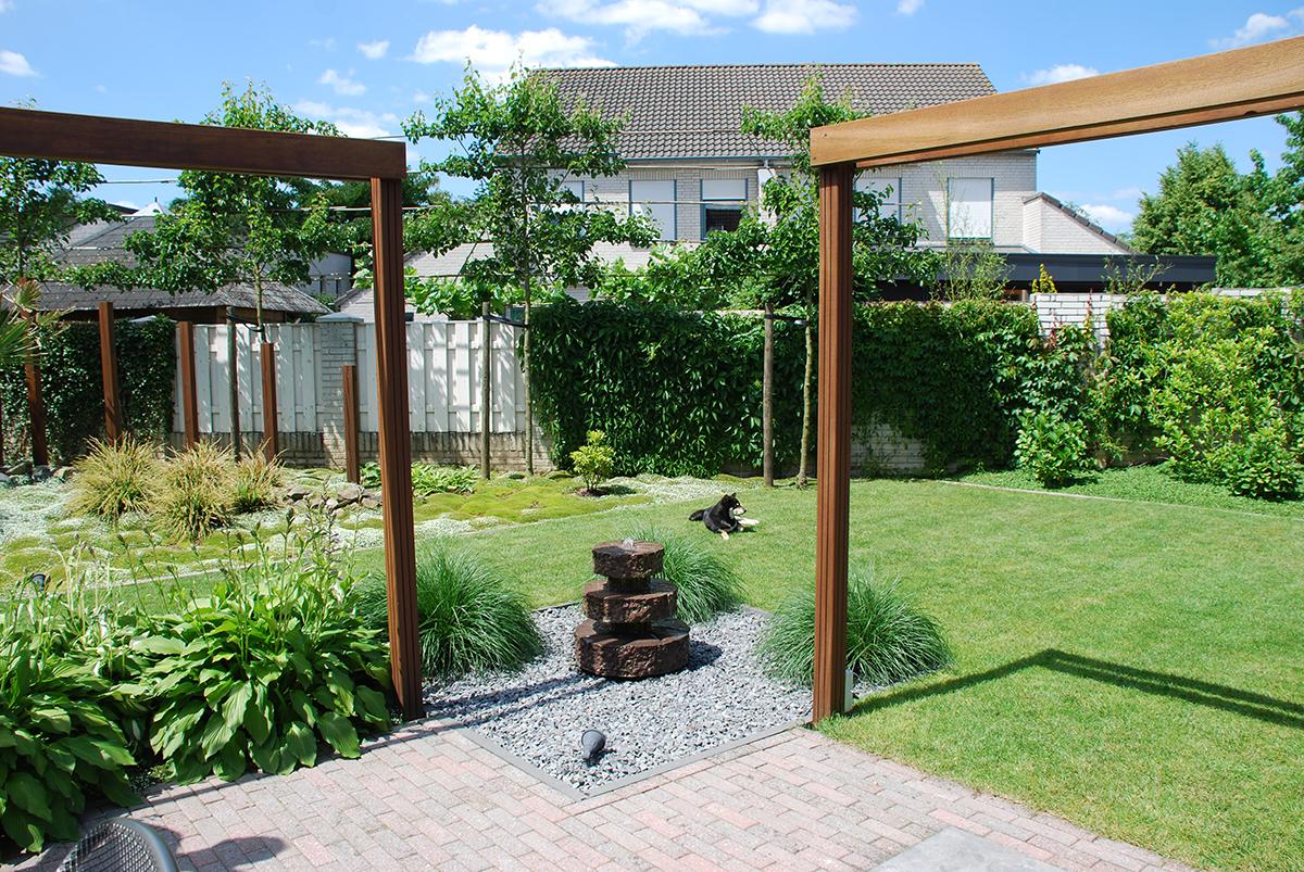 Pergola In Tuin : Pergola deze maakt van uw tuin een d experience bindels tuinen