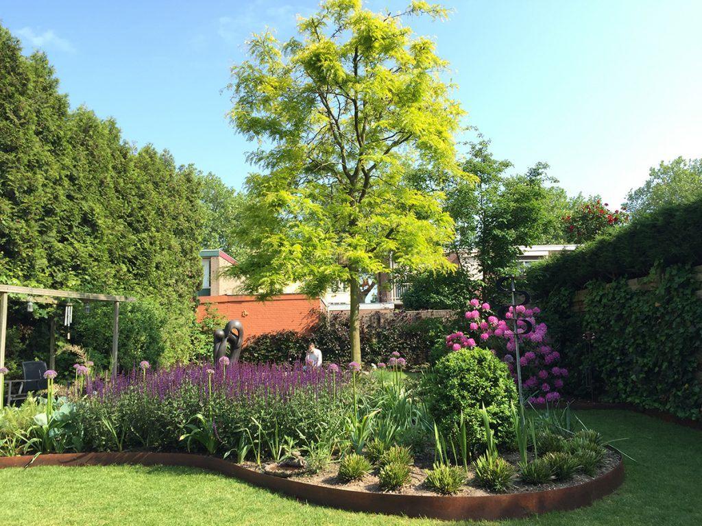 tuinvoorbeelden landelijke tuin