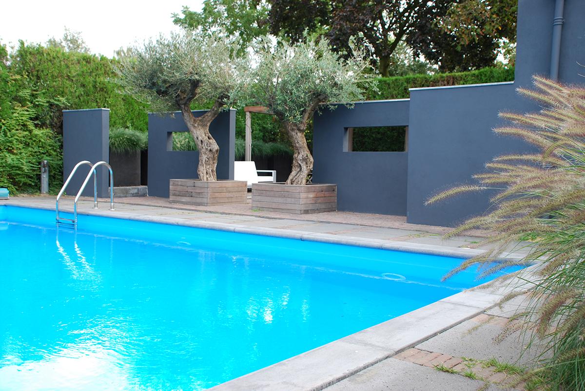 Moderne tuin geef uw tuin een luxe uitstraling bindels for Moderne tuin