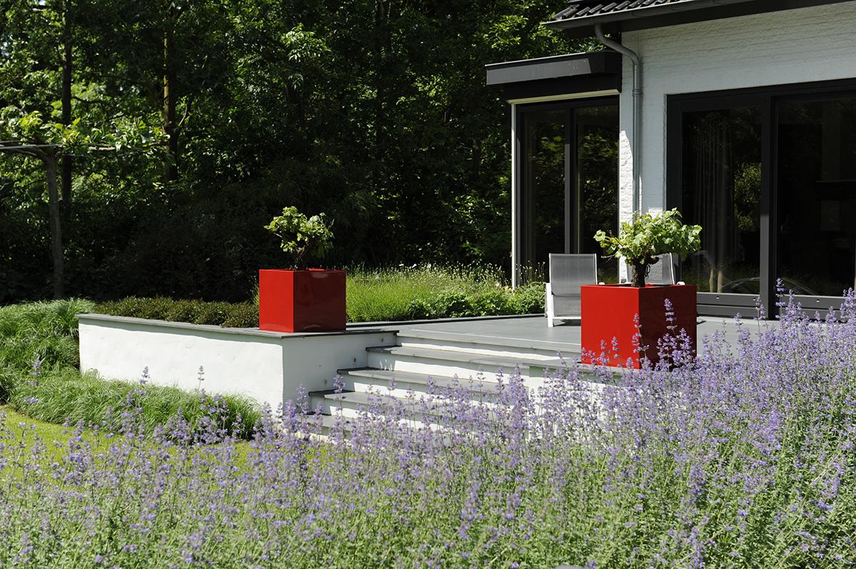 Moderne tuin geef uw tuin een luxe uitstraling bindels tuinen