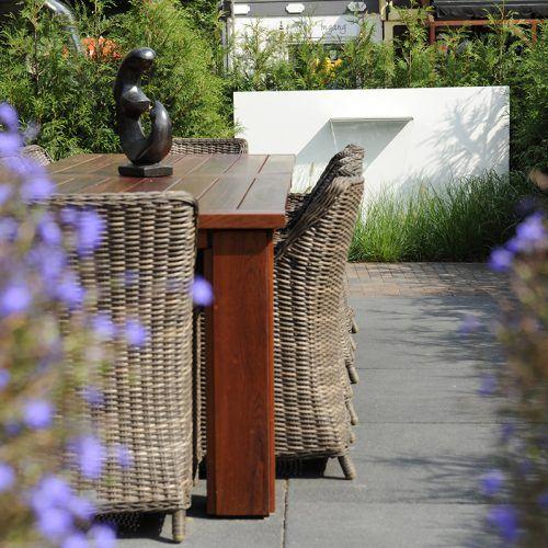 Onderhoudsvriendelijke tuin, een lust voor het oog én gemak