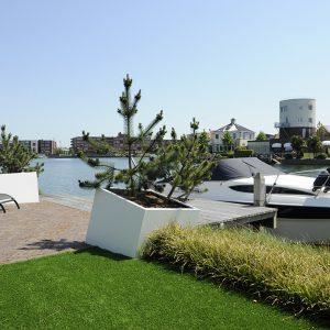 tuinvoorbeelden moderne tuin