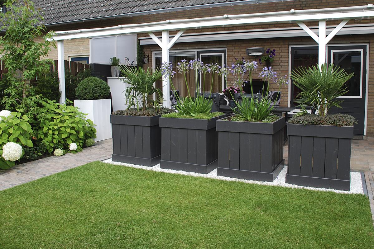 Styling tuindecoratie om uw tuin helemaal af te maken bindels tuinen