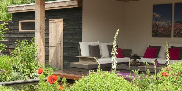 Een tuinhuis, haal hier uw inspiratie en tips