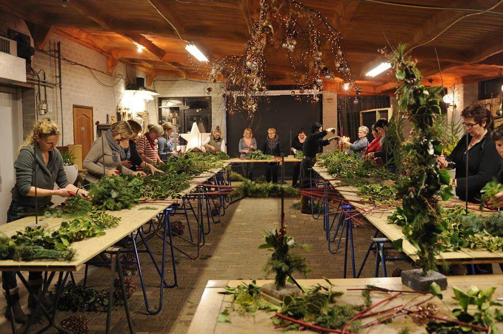 workshops kerstworkshop